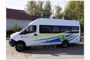 Микроавтобус GAZell-NEXT 2020 г.в. - 2 автобуса!